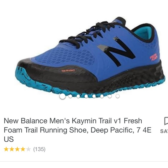 05710243f0e3e New Balance Shoes | Mens Kaymin Trail Running | Poshmark